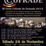 PRÓXIMO VIAJE: CAPRICHO COFRADE @CaprichoCofrade en Armilla (Granada) ¿Te lo vas a perder? RT http://t.co/Pm7I6xkSwG