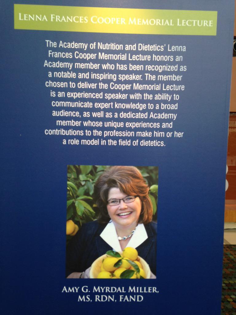 Congrats @AmyMyrdalMiller !! #FNCE http://t.co/uKtSyFTWL9