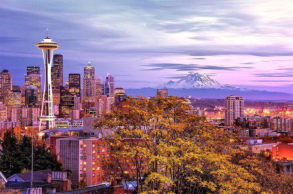 Завораживающий город Сиэтл, США http://t.co/YCRyPoKQYN