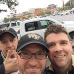 Ready to cheer on the Deacs! @WakeForest @WakeFB Go Deacs! Beat the Seminoles! http://t.co/jUvWMPphWS