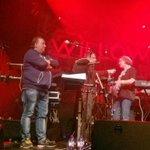Opening van #Rockvonk feestconcert. 20 jaar jong talent in @vlaams_brabant. @HetDepot #VlaBra http://t.co/jJBJWCEGv7