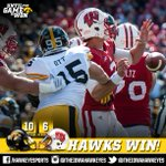 5-0 never looked so good! #Hawkeyes http://t.co/eP9JO0boJS