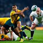 Check out some of the best snaps from the opening half! #ENGvAUS #StrongerAsOne http://t.co/ws87TVxdhO