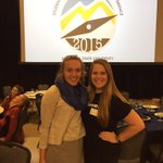Members Molly and Kyra are spending the day at #msusolc2015 #SASA #NIOH http://t.co/iSnBCWGV7c