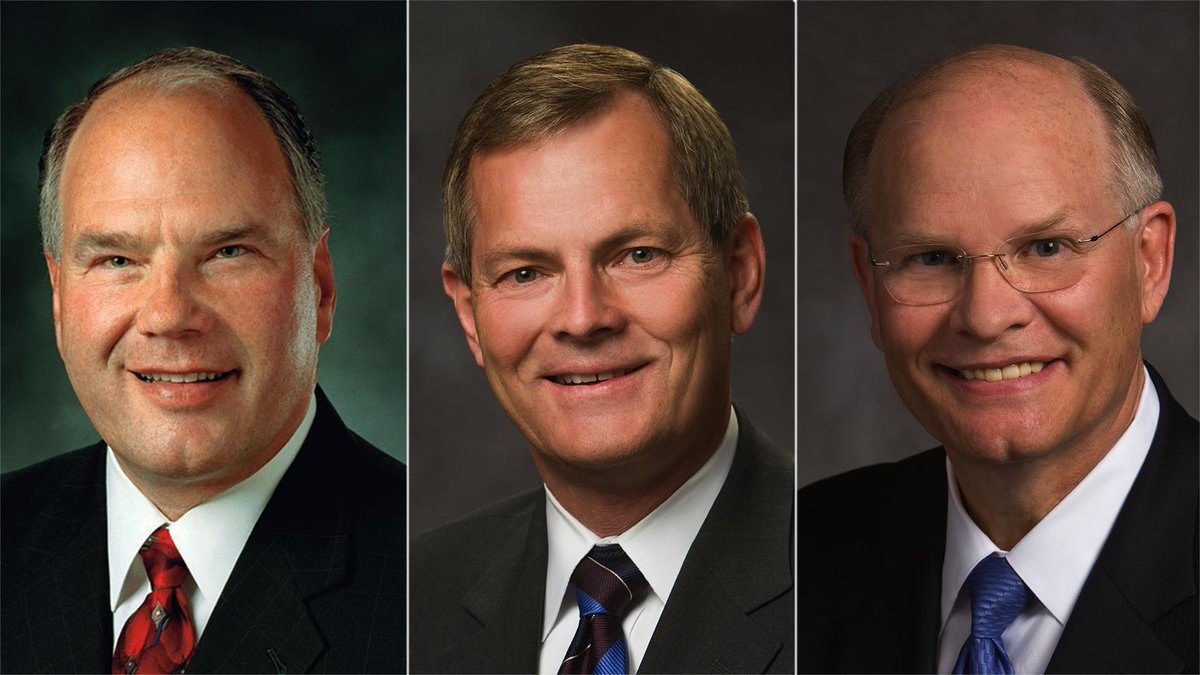 Three Named to the Quorum of the Twelve Apostles http://t.co/208HctVhUA #NewApostles #LDSconf http://t.co/FLVm2uqpQR