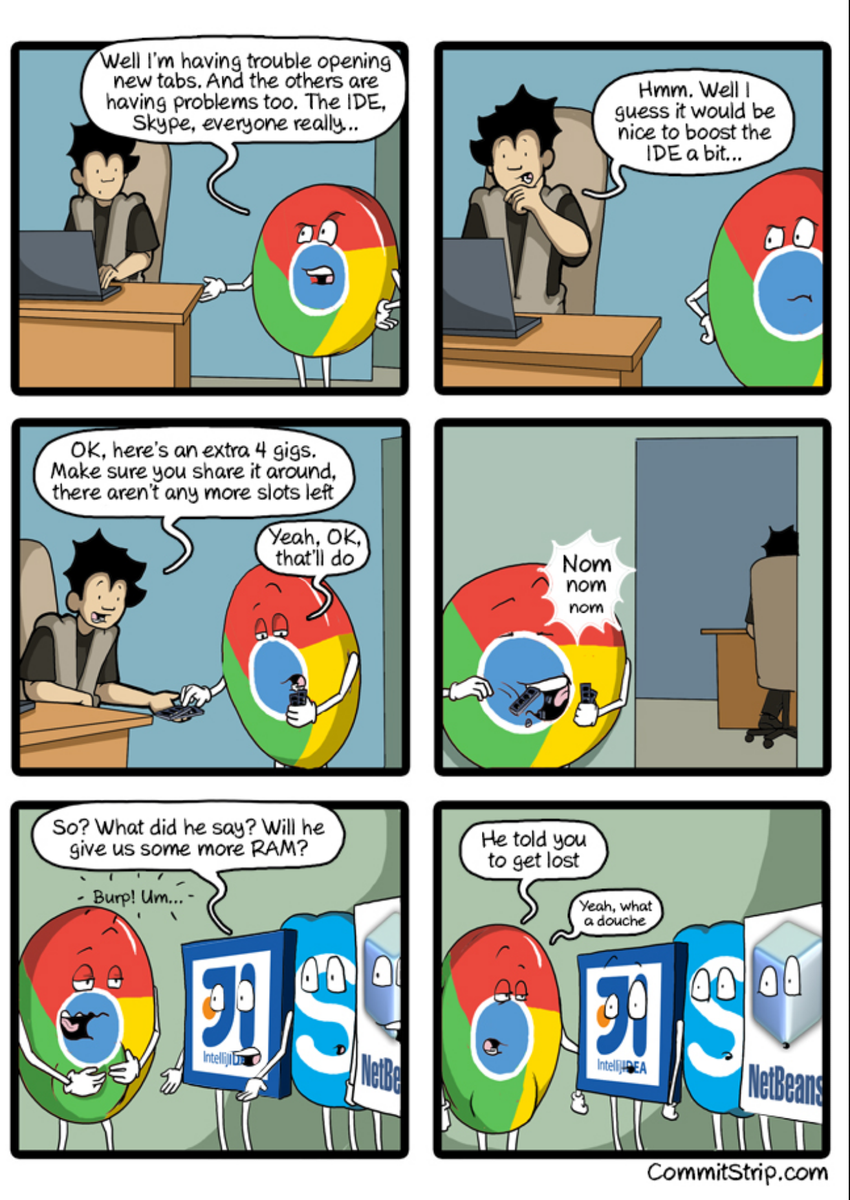 Chrome can be an ass sometimes. http://t.co/1JOUtdsrfD