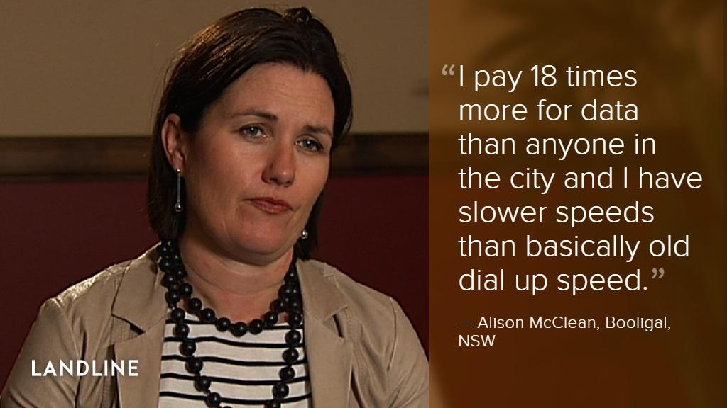 Bush internet services on @abclandline #datadrought http://t.co/mdyD130ZzP