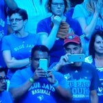 Uh oh... walked him. 2 on. 2 outs. Bottom 9. Jays up 3-2. #cometogether #GoJaysGo #mlb http://t.co/ntdcg1mm9q