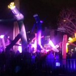 WATCH: 10th annual Nuit Blanche art festival takes over Toronto http://t.co/kNpdvurl0o http://t.co/VquSejzWbx