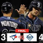 Tim Beckham helps #Rays walk-off #BlueJays in 9th http://t.co/ngbZ01I8WT http://t.co/6RuWknVbZa