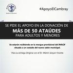 #TragediaElCambray   @saludguatemala pide #AyudaParaElCambray de 50 ataúdes ► http://t.co/NZzoug1ZiW