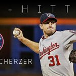 Max Scherzer throws no-hitter vs Mets 1st pitcher in MLB history to throw 2 no-hitters without giving up a walk http://t.co/9BU3PhILIe