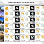 #PronósticoDelTiempo a 72 horas, 03 octubre de 2015. En siguientes días baja/prob lluvias en Edo #Veracruz http://t.co/C5r6KQvJ3G