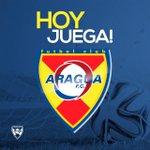 ¡POR EL LIDERATO!: @DvoLaGuaira Vs @AraguaFC | Olímpico UCV | 7:00 PM | Transmisión: @TeleAragua y @MeridianoTV http://t.co/qNwwmPa63b