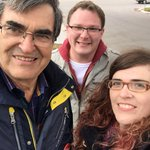 Post doorknocking selfie in #Strathcona. Super happy to volunteer for @Eleanor4Strath! #elxn42 #LPC http://t.co/kwPz4gEVIM