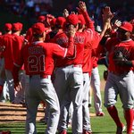 Prior to today's @Angels win, teams had lost 1,761 CONSECUTIVE games when trailing by 4 runs in the 9th on the road. http://t.co/1oVd9hGiY8