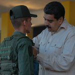 #FOTO: Presidente .@NicolasMaduro este sábado en promoción de Guardia Nacional Bolivariana #ElEsequiboEsDeVenezuela http://t.co/gOlRobqru4