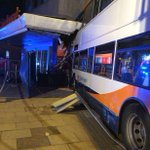Young boy and woman confirmed dead after Coventry bus crash http://t.co/H4RS0MPQCi http://t.co/3Ln3aBr8L2
