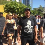 Hundreds join Amber Rose at Pershing Square for SlutWalk http://t.co/MfJ3dfd1yT http://t.co/PfEx1X1jL5