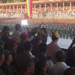 """.@NicolasMaduro: """"Estos son los hijos y las hijas del Pueblo"""". #ElEsequiboEsDeVenezuela http://t.co/sN1zOhIG0x"""