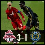 FT - Reds win their third game in a row. Now we wait...#COYR #TFCLive http://t.co/SeEAldFspV