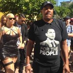 Hundreds join Amber Rose at Pershing Square for SlutWalk http://t.co/YmiNweilln http://t.co/Y1WBx7P8tr