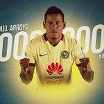 47 Goooool!!! de nuestras Águilas, Gol de Michael Arroyo @CF_America 2-1 @Chiapas_FC #JuntosPorLaGloria http://t.co/kQIHtFnIit
