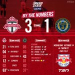 The @SpeedStick By The Numbers: Reds of on the cusp of something special. #TFCLive http://t.co/TeBcxzAZ3U