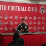 """Vanney: """"Im proud of the group. We continue to take steps forward."""" #TFCLive http://t.co/eVOipUjlfk"""