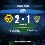 60 @CF_America 2-1 @Chiapas_FC #JuntosPorLaGloria http://t.co/Gwn22PNnbd