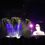.@jaxonair : @shawnmendes getting his opening act on for @TaylorSwift13! http://t.co/1sqyBVu2wg