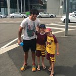 And so did jack and Ryan #NRLGF @nthqldcowboys @7NewsQueensland http://t.co/ETTCBjaNoH
