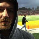 VIDEO: Beat writer @mdaniels_NG with a quick reaction to @IlliniFootballs win vs. Nebraska. http://t.co/j8JMRBWaqr http://t.co/6eqizC1Yew