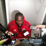 """Altidore: """"Were going to try and get up as high in the standings as we can."""" #TFCLive http://t.co/x6mEDIIkAj"""