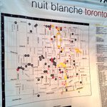 Wow! So many sites to experience at @sbnuitblancheTO ! #Toronto #NuitBlancheTO http://t.co/si4DJeR4jc