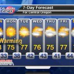This gloomy day #inBend makes me feel like Im back in #Portland! Back to average (and a little above!) tmrw @KTVZ http://t.co/FQJp2nQPlp
