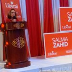 .@cafreeland says shes busy knocking doors in her riding but couldnt turn down an invite from @SalmaZahid15 #elxn42 http://t.co/DMLfs1iMC4