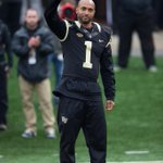 .@r22childress got todays @WakeFB game started as todays Open The Gate honoree. #GoDeacs. http://t.co/nSsZNrI0PH
