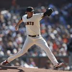 Jake Peavy improved to 5-0 with a 2.59 ERA over his last eight starts #SFGiants http://t.co/F32VKq40VG