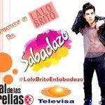 #LaloBritoEnSabadazo @Alexis_N_Oliva inviten @lalobrito a @SabadazoOficial @OMARCHAPARRO @LAURAGII @ceci_galliano http://t.co/DGJGpS5dd6