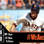 RECAP: Kelby Tomlinson's inside-the-park homer sets tone for #SFGiants win over Rockies. http://t.co/EUQFLfJAC4 http://t.co/ccowpqEaEH