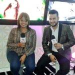 Fotos: Candidata @CarylBertho Visitó distintos Medios de Comunicación en la #ExpoAraguaPotencia2015 | TRV http://t.co/m7CoTwLQ0U