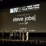 RT @andrewrsorkin: .@SteveJobsFilm by Aaron Sorkin & directed by Danny Boyle is brilliant. Just saw screening #NYFilmFestival