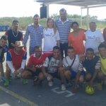 #Monagas la Voluntad es Popular encuentro deportivo en la Gran victoria ejemplo de Cambio http://t.co/13gXGe3TY2
