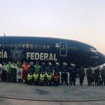 Este es el equipo de rescatistas provenientes de #México, que ayudarán en #TragediaElCambray. Vía @LUISFELIPE_P http://t.co/6CsKDj0QX1