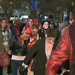 ICYMI: Mob of zombies invade downtown Edmonton Friday http://t.co/YpkwJD05um #yeg #yegdt http://t.co/I2zhCNfPL1