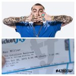 Were giving away 2 tickets to see @MacMiller in WICHITA!!!! Must RT & FAV this + FOLLOW us to enter!!!! #42below http://t.co/g936Uif9ii