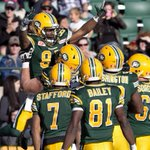 With todays victory, the #Esks have clinched a #GCPlayoffs berth #CFL http://t.co/q9hhycHYmG