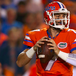 Will Grier is the first @FloridaGators QB to throw for four touchdowns in a half since Chris Leak in 2005. #MISSvsUF http://t.co/3TzKQyjIE1