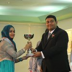 Congratulations to the students of Ahmadhiyya International School for their outstanding achievements. @aishathshiham http://t.co/0NA4GbLv59
